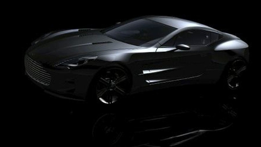 Aston Martin one-77: Details & Images Surface