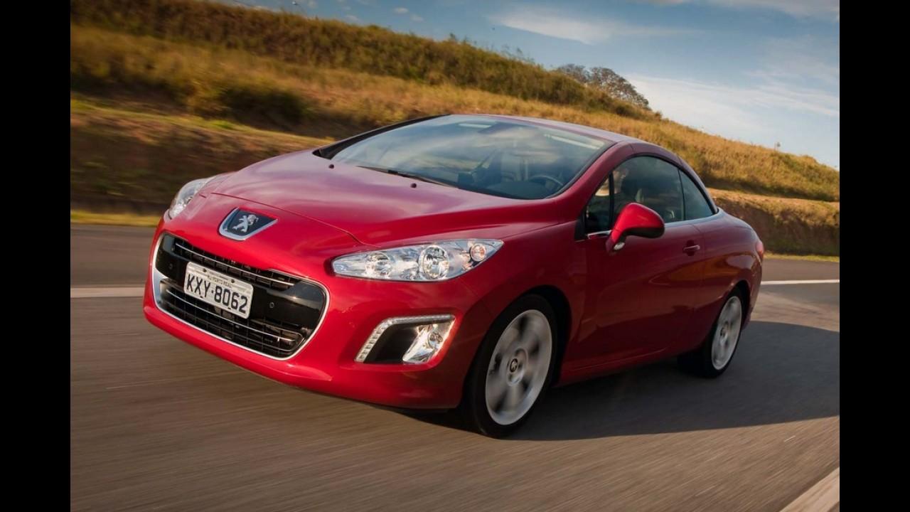 Peugeot Oficializa Lan U00e7amento Do Convers U00edvel 308 Cc No