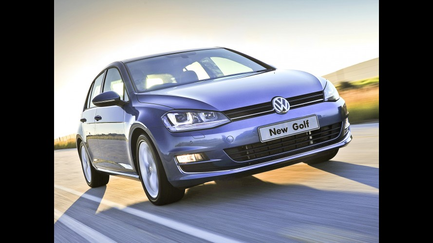 Anticlímax: VW do Brasil já mostra fotos do novo Golf em página do Facebook