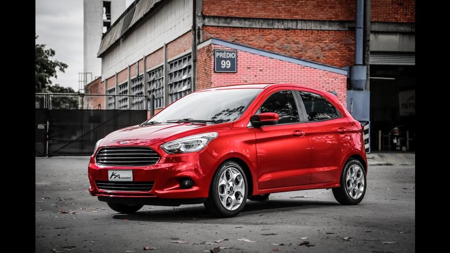 """Novo Ka não será um mero """"low-cost"""", diz chefão da Ford na Europa"""