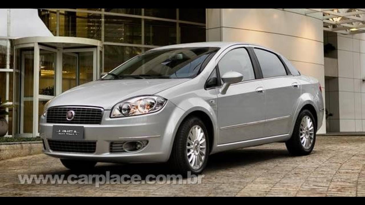 Chile: Fiat lançará o Novo Punto Evo e Linea nas próximas semanas - Sedan custará R$ 25.964