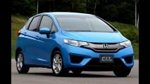 Nova geração do Honda Fit é destaque em vendas no Japão em setembro
