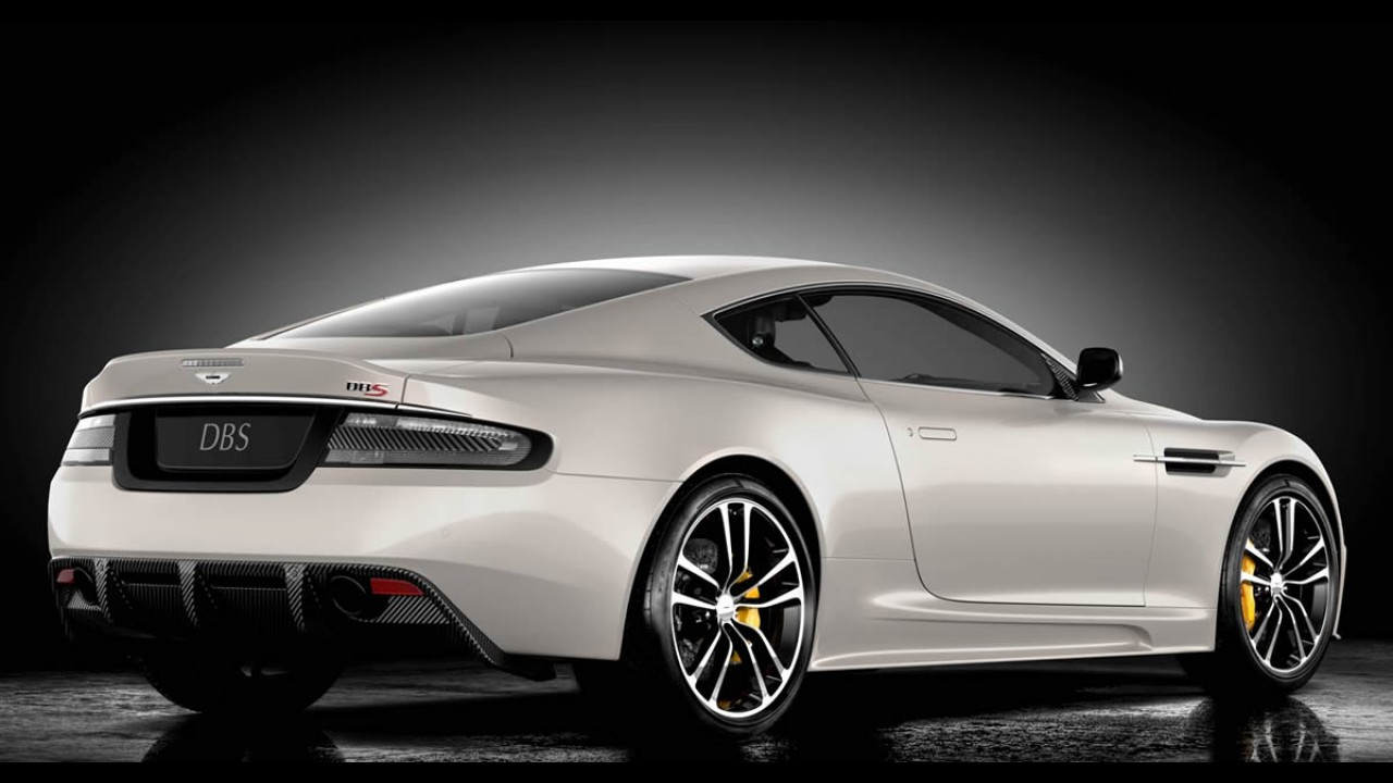 Aston Martin inicia despedida do DBS com edição limitada Ultimate