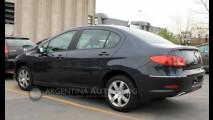Novo Peugeot 408 2011 - Sedan é