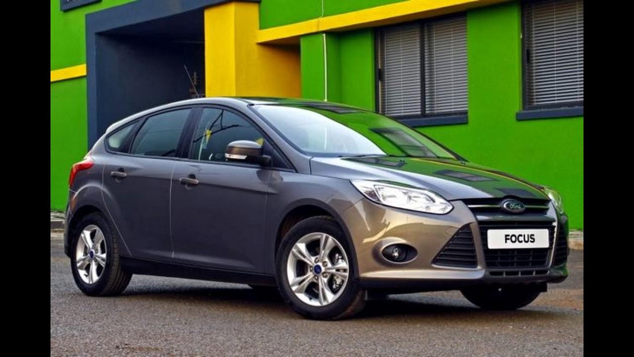 Baixou: Focus Hatch S 1.6 é vendido por R$ 57.990 em SP