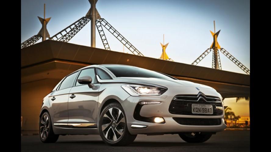 Vendas globais da Citroën registram queda em 2012