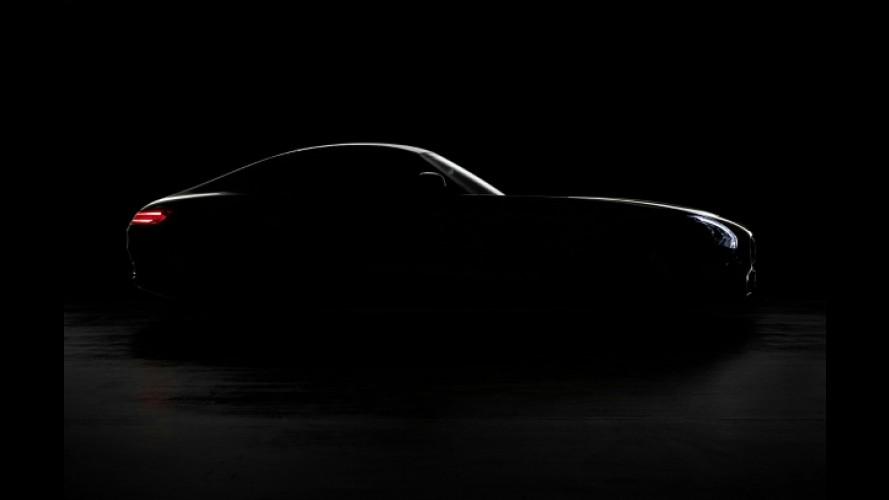 Mercedes revela mais uma foto do futuro GT, substituto do SLS AMG
