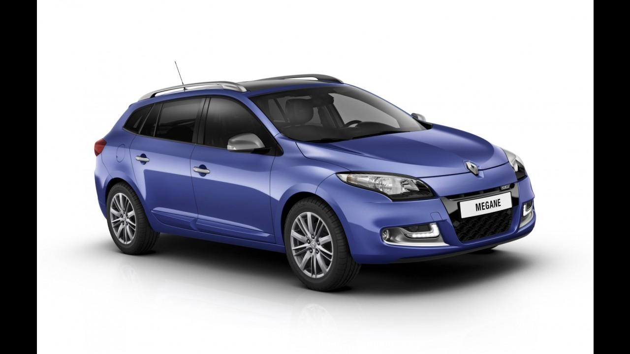 Renault apresenta oficialmente Mégane 2012 com atualizações visuais e mecânicas na Europa