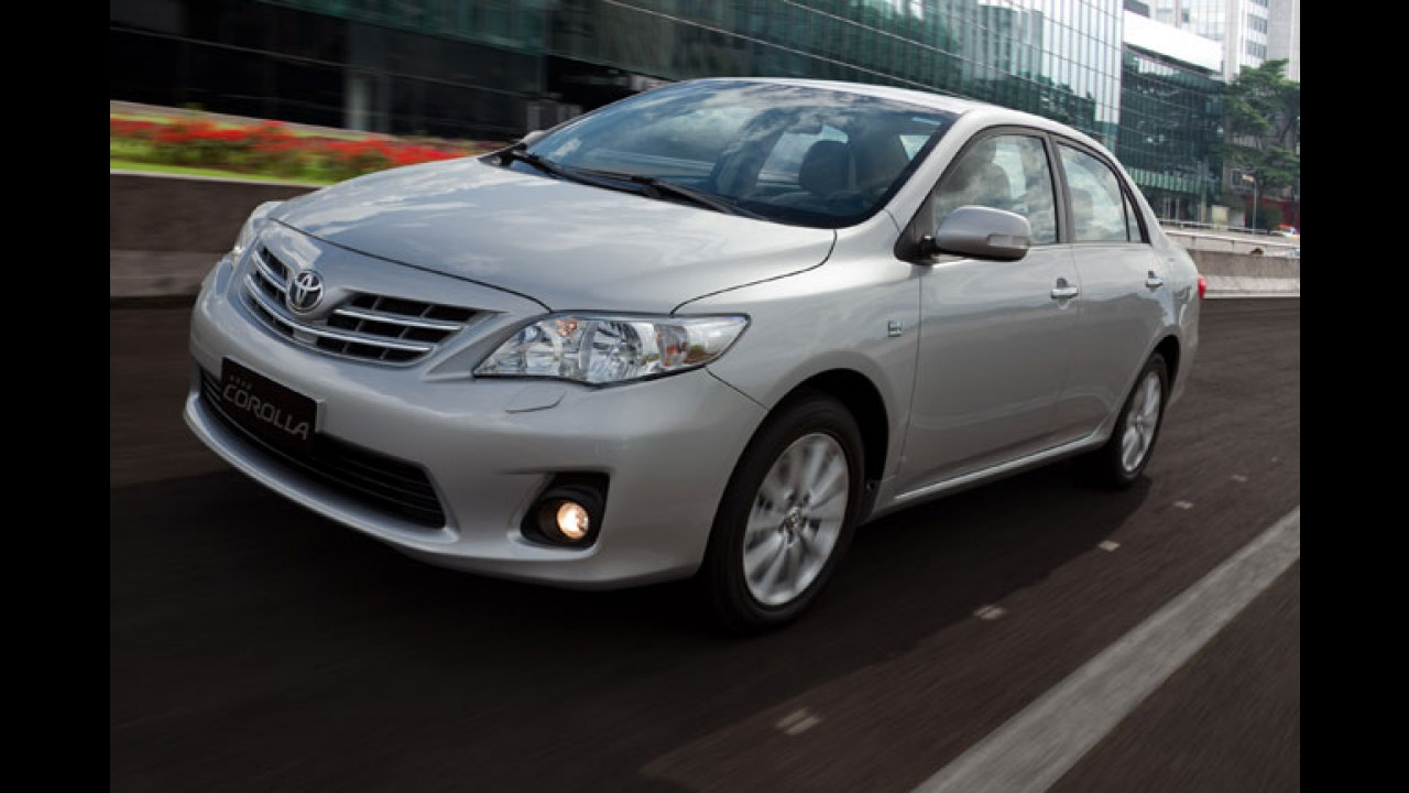 BRASIL, 2012: Conheça os modelos mais vendidos no 1º dia útil do ano