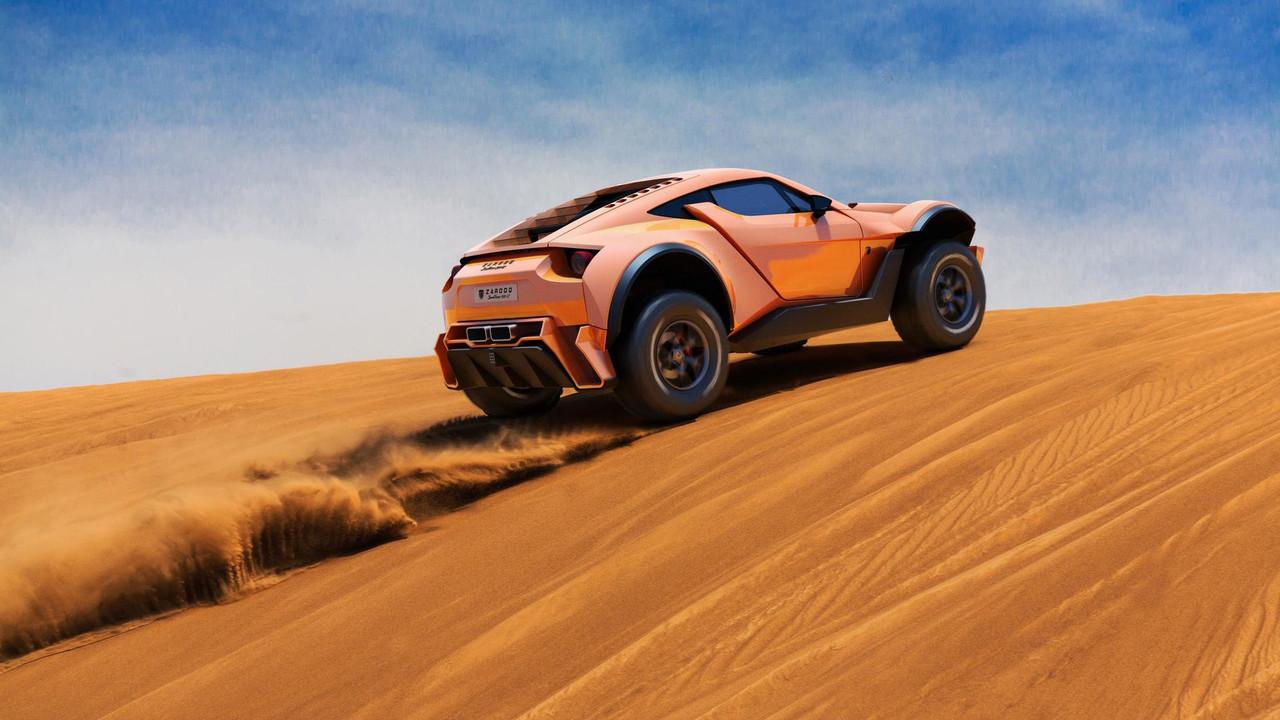 Zarooq Sand Racer 500 GT 2017