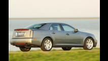 Cadillac STS 4.6 V8 im Test