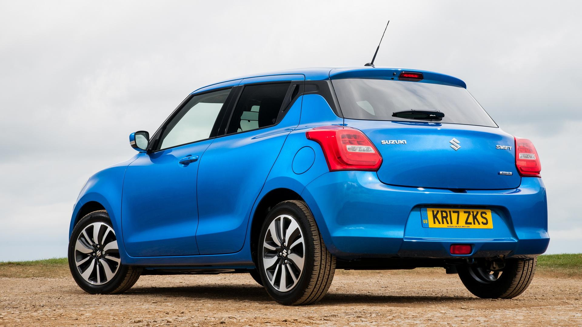 2017 Suzuki Swift Review: Simple But Clever