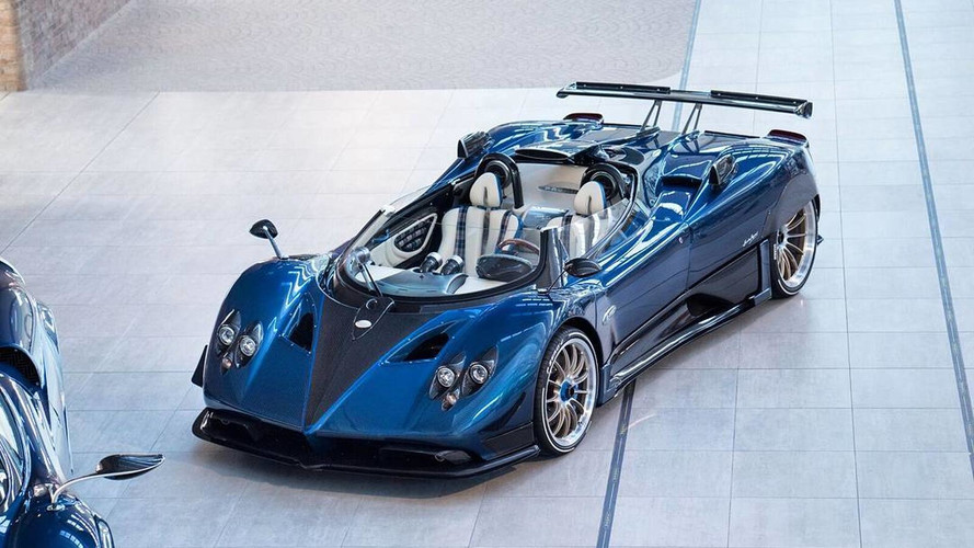 Pagani Huayra Replacement To Come In V12, Electric Versions
