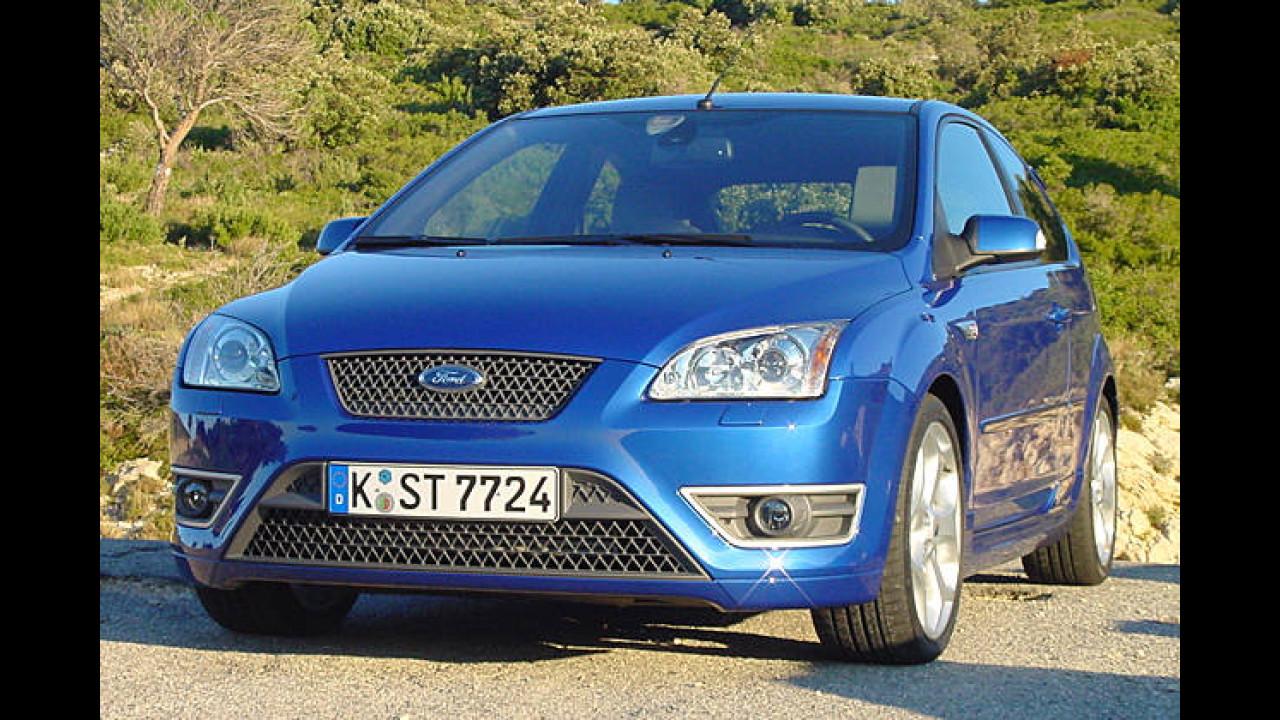 Ford Focus ST 3-türig