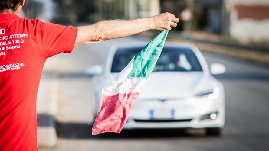 En fazla mesafe kateden Tesla modeli 675.000 kilometreyi geçti