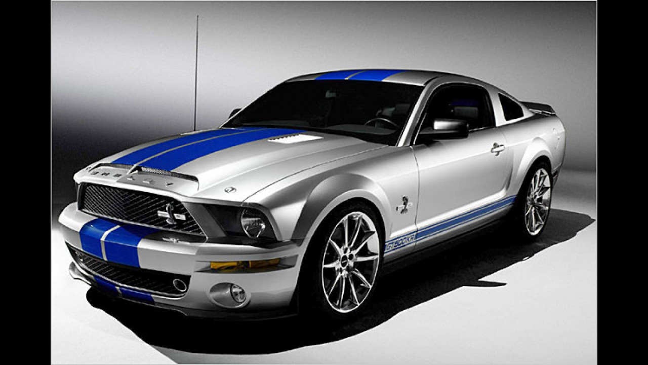 Ford Shelby Cobra GT500KR