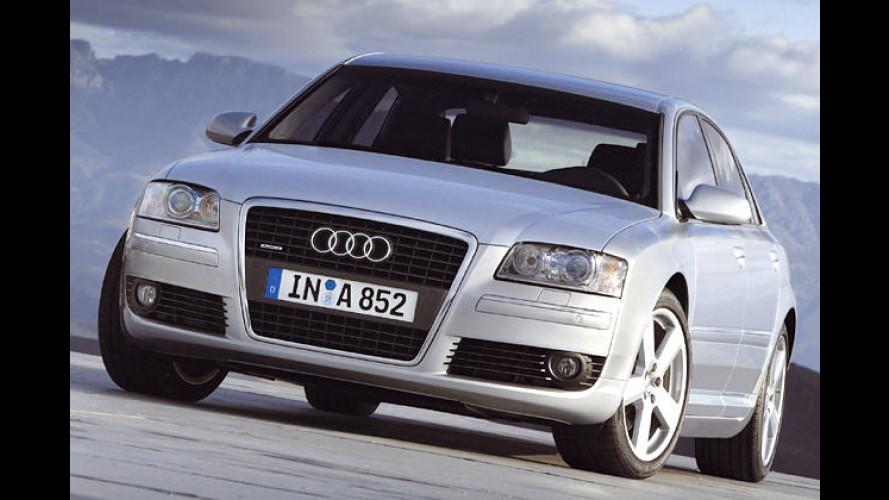 Audi-Offensive: Mit neuen Sauber-Motoren in die Zukunft