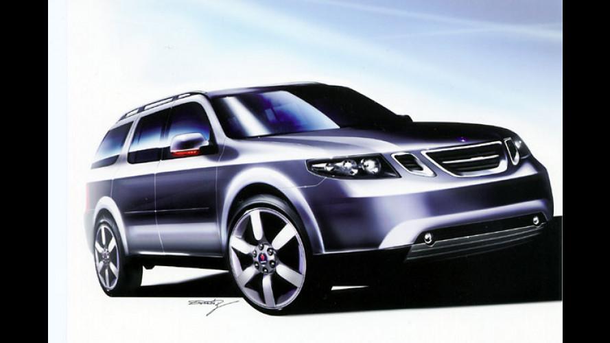 Saab 9-7X: Erstes Sport Utility Vehicle von Saab