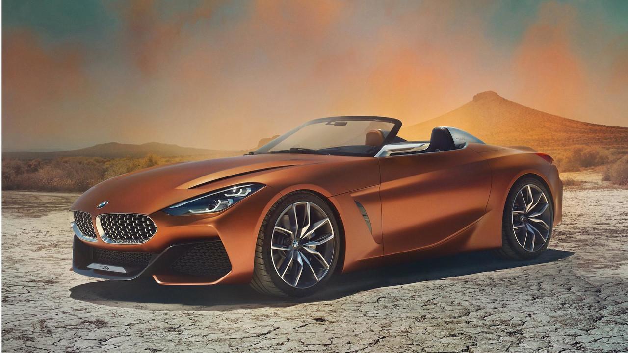 BMW Z4 Lead