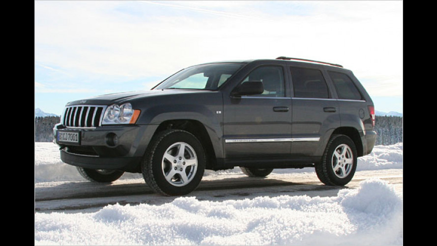 Grand Cherokee 3.0 CRD: Offroadfreak mit deutschem Diesel
