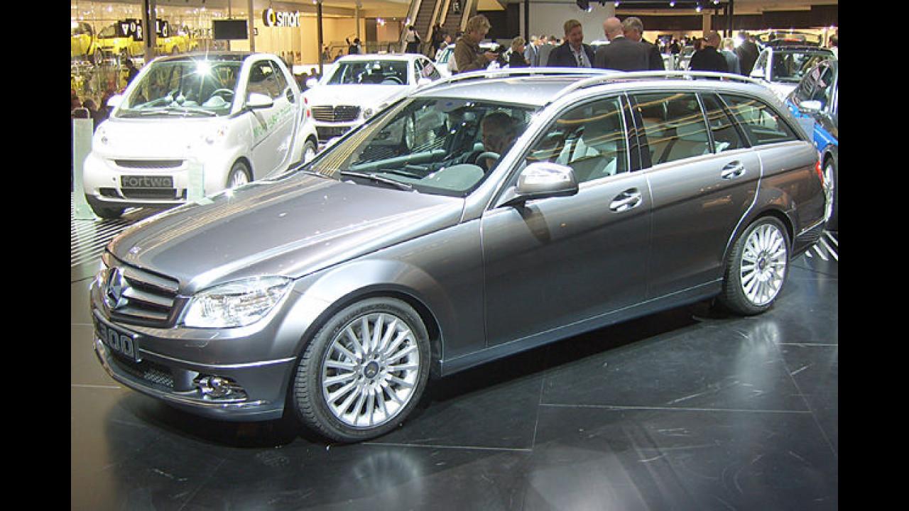 Mercedes C 300 Bluetec/Bluetec Hybrid