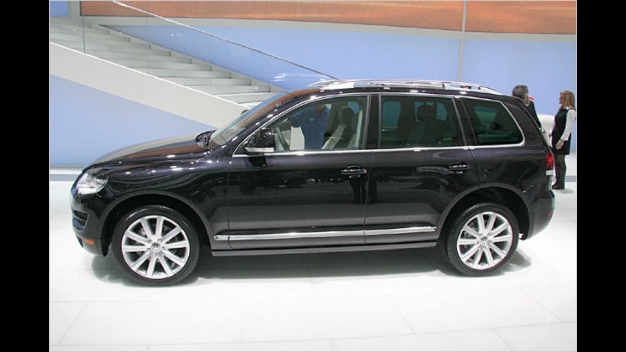 VW Touareg TDI Clean Diesel