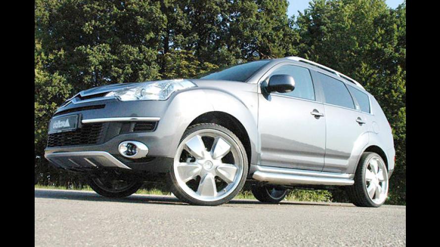 Delta4x4 tunt neues Citroën-SUV: Schöner crossen
