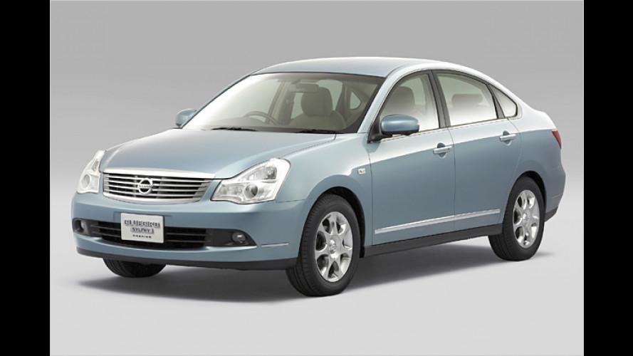 Nissan in Tokio: Vom Moco bis zum Bluebird Sylphy