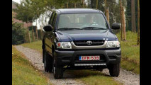 Toyota Hilux - die Sechste