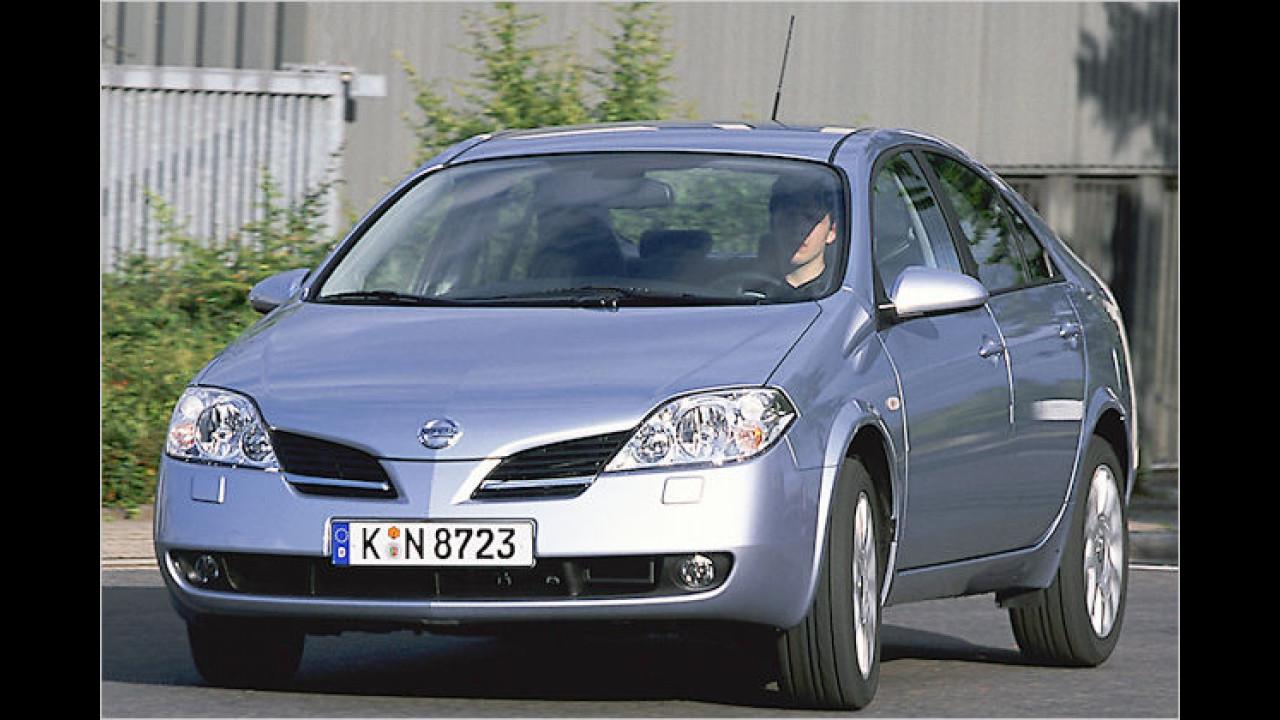 Nissan Primera (bis 2007)