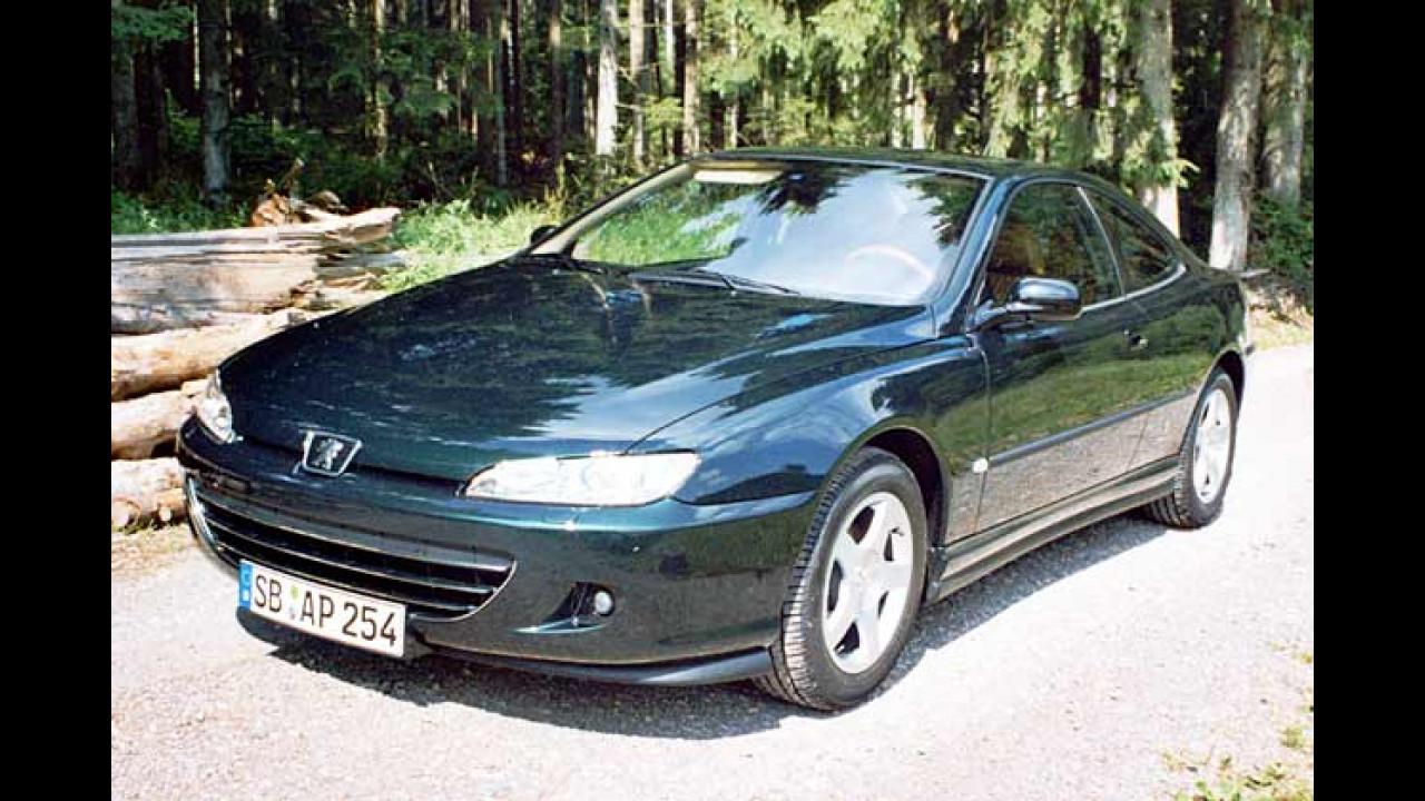 Test Peugeot 406 Coupé