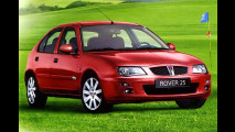Rover 25, 45, Streetwise