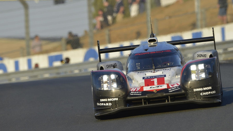 Porsche To End LMP1 Program After 2017