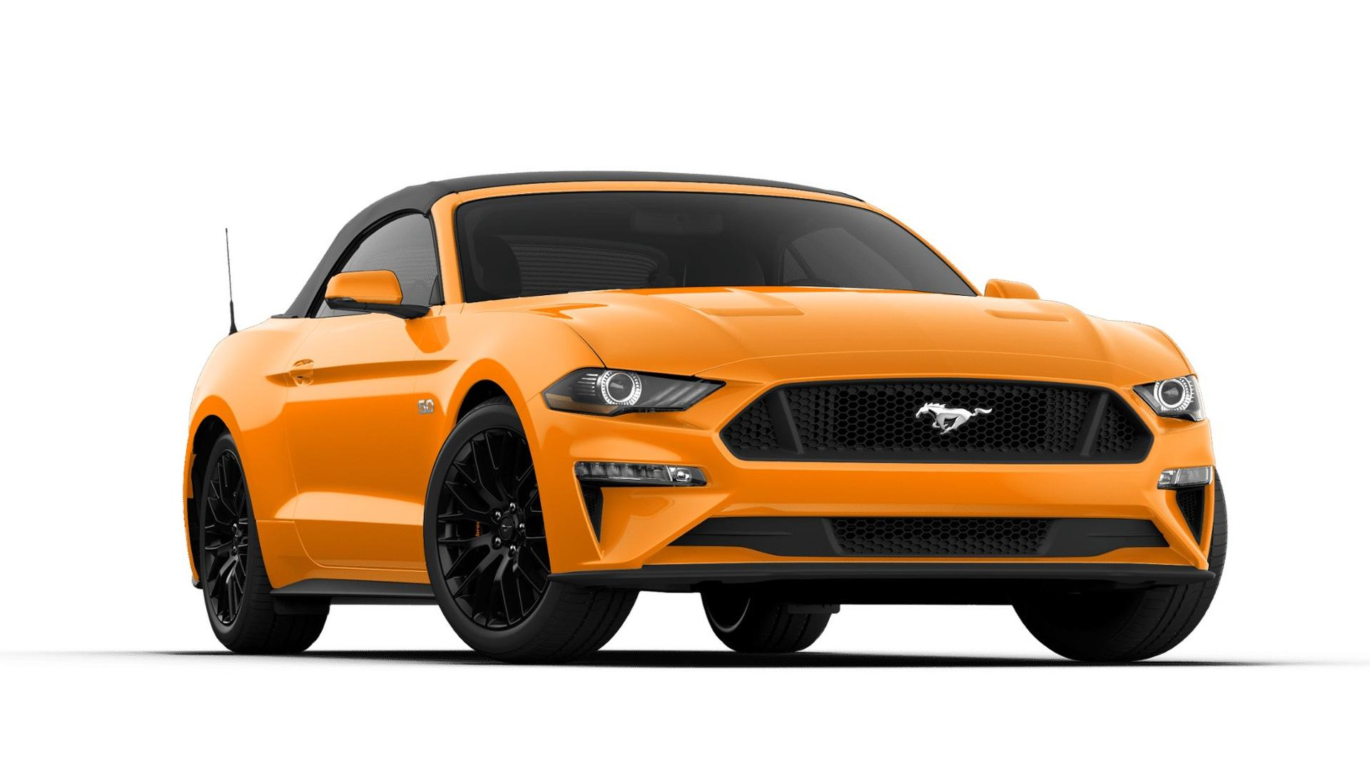 Most expensive 2018 ford mustang costs 58760