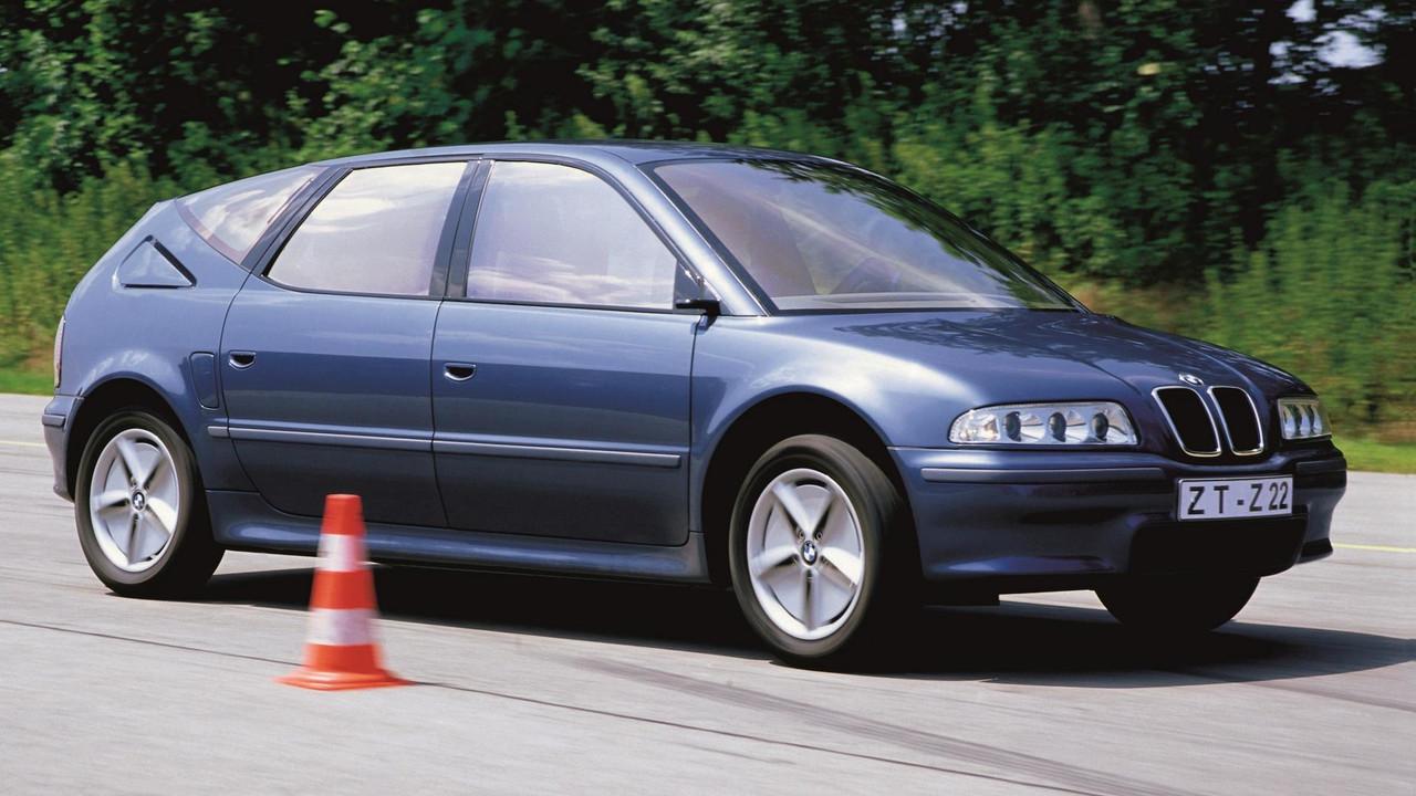 1999 BMW Z22 concept