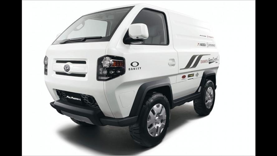 Daihatsu: Coole Studien für die Tokyo Motor Show 2007