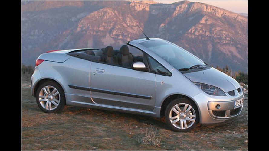 Saubere Luft: Die sparsamten Cabrios in der Übersicht