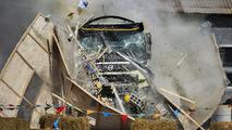 Volvo Truck RC stunt