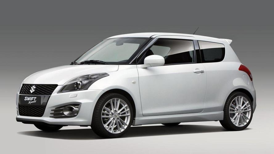 2012 Suzuki Swift Sport previewed ahead of Frankfurt