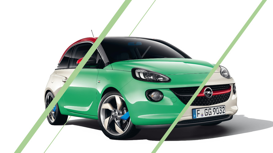 Opel Adam Unlimited and Adam Rocks Unlimited