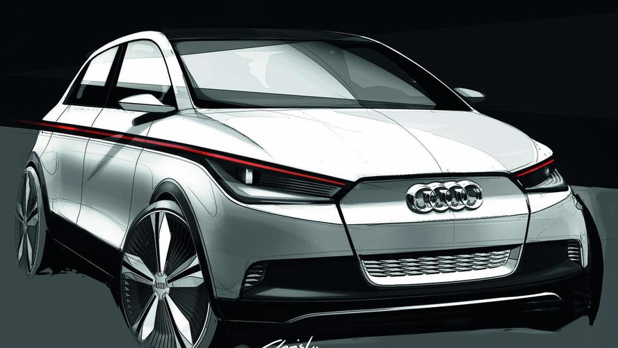 New Audi city car to slot below A1 in 2019?