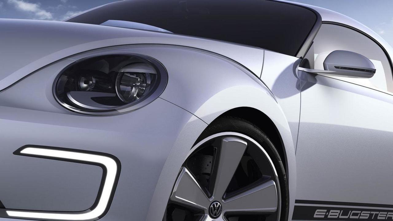 Volkswagen E-Bugster konsept