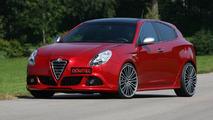 Alfa Romeo Giulietta by Novitec 26.08.2011