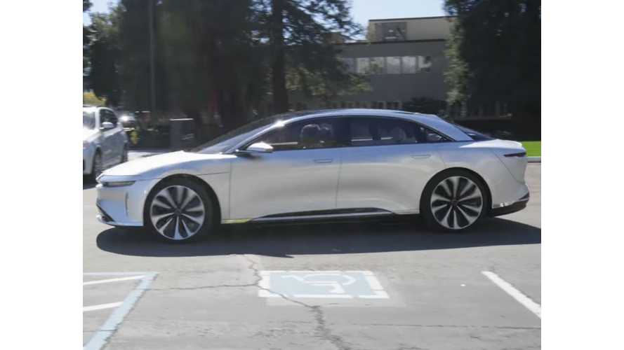 Marques Brownlee Takes Us Inside The Lucid Air, In Spectacular Detail - Video