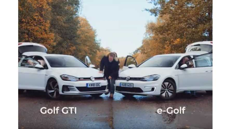VW Asks: What Do You Think Electric Cars Look Like? Video