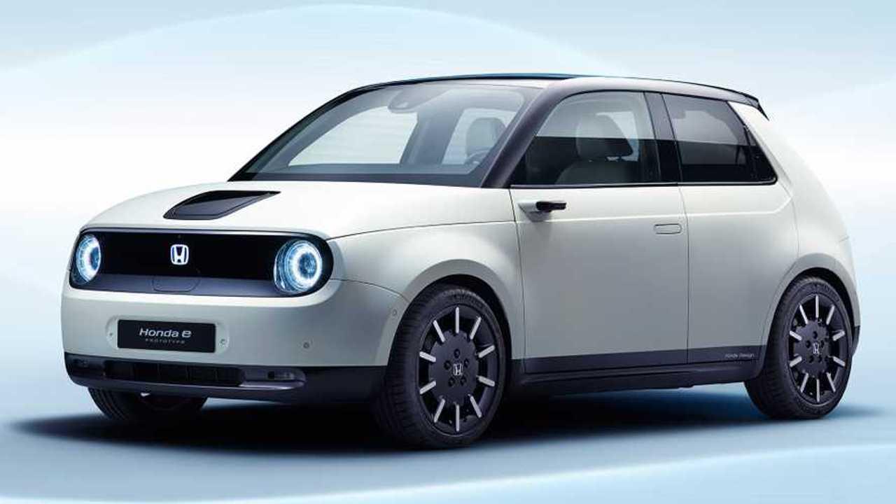Honda E Prototype Revealed: Production-Bound Small, Sporty EV