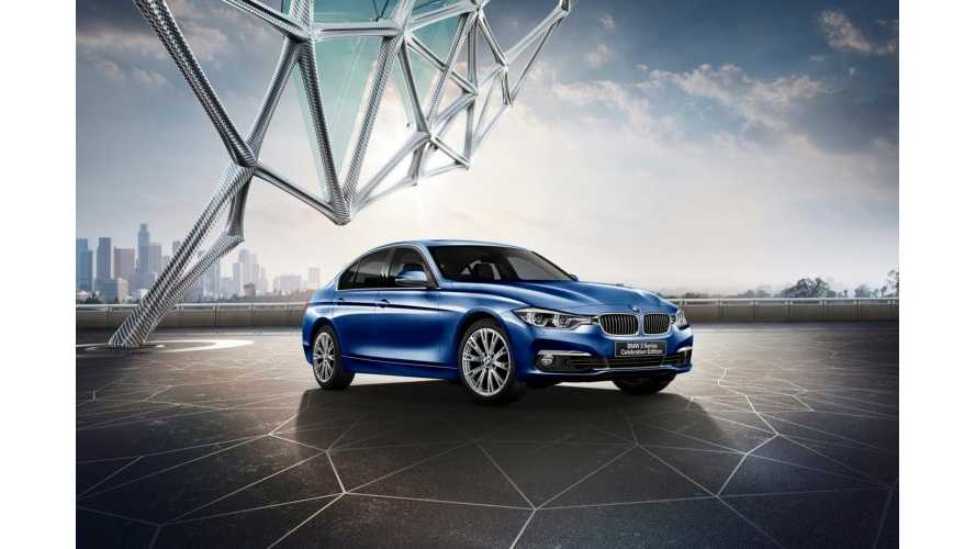 Fully Charged Reviews BMW 330e PHEV And Finds It Proper - Video