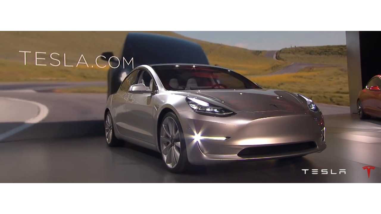 Tesla debuted the Model 3 almost a year ago, saying production could start as early as this July...but since then, not-so-much with the updates
