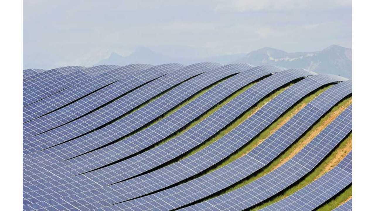 Solar Offsetting