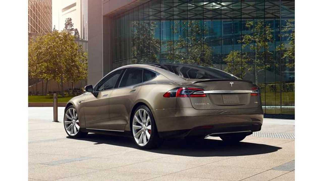 Tesla Model S Best Selling BEV In Europe For July